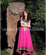 Umsha by Uzma Babar Eid-ul-Azha Collection 2013 for Women 003