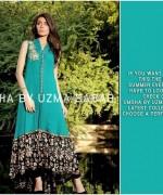 Umsha by Uzma Babar Eid-ul-Azha Collection 2013 for Women 004