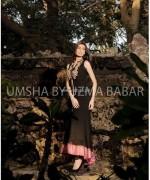 Umsha by Uzma Babar Eid-ul-Azha Collection 2013 for Women 006