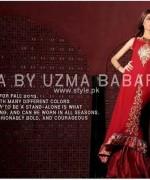 Umsha by Uzma Babar Eid-ul-Azha Collection 2013 for Women 007