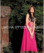 Umsha by Uzma Babar Eid-ul-Azha Collection 2013 for Women 011