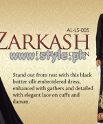 Zarkash by Almirah Eid Collection 2013 For Girls 002