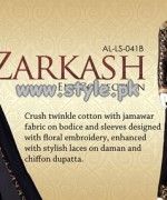 Zarkash by Almirah Eid Collection 2013 For Girls 003