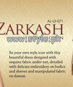 Zarkash by Almirah Eid Collection 2013 For Women 005