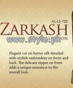 Zarkash by Almirah Eid Collection 2013 For Women 006