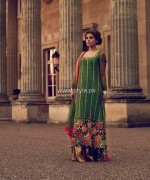 Zehra Saleem Semi-formal Wear Dresses 2013 for Women 004