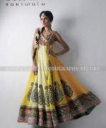 Zeshan Bariwala Formal Dresses 2013 For Women 001