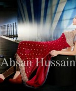 Ahsan Hussain Formal Dresses 2013 For Women 003