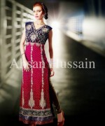 Ahsan Hussain Formal Dresses 2013 For Women 004