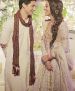 Ainy Jaffery,s Engagement Pic 11