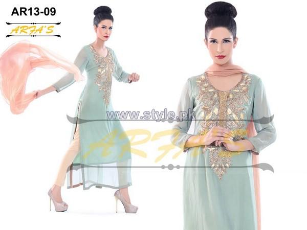 Arfa's Eid-Ul-Azha Collection 2013 For Girls2