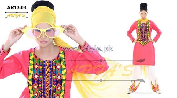 Arfa's Eid-Ul-Azha Collection 2013 For Girls3