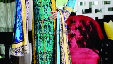 Aroshi Winter Dresses 2013 For Women6