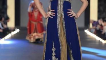 Asifa & Nabeel Bridal Dresses at PFDC L'Oreal Paris Bridal Week 2013 001