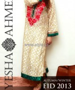 Ayesha Ahmed Autumn Winter Collection 2013 For Girls1