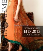 Ayesha Ahmed Autumn Winter Collection 2013 For Girls4