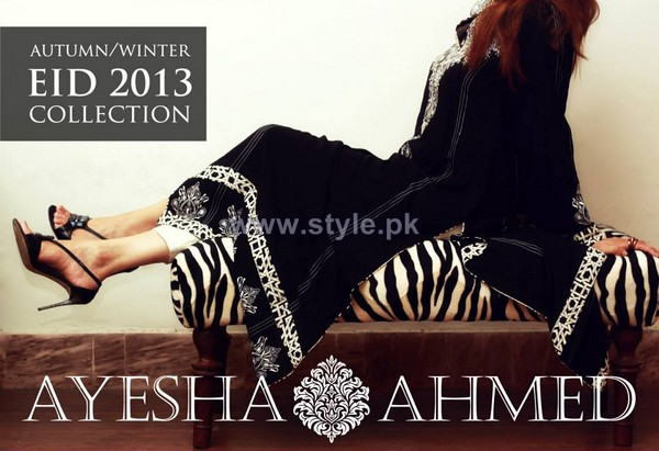 Ayesha Ahmed Autumn Winter Collection 2013 For Women5