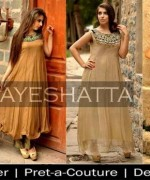 Ayeshatta Party Dresses 2013 For Women 001