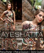 Ayeshatta Party Dresses 2013 For Women 006