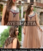 Ayeshatta Party Dresses 2013 For Women 007