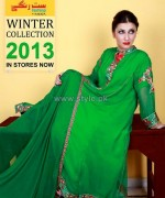 Barira Winter Collection 2013 For Girls2