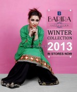 Barira Winter Collection 2013 For Women4