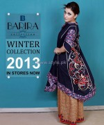 Barira Winter Collection 2013 For Women5