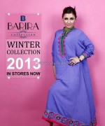 Barira Winter Collection 2013 For Women6