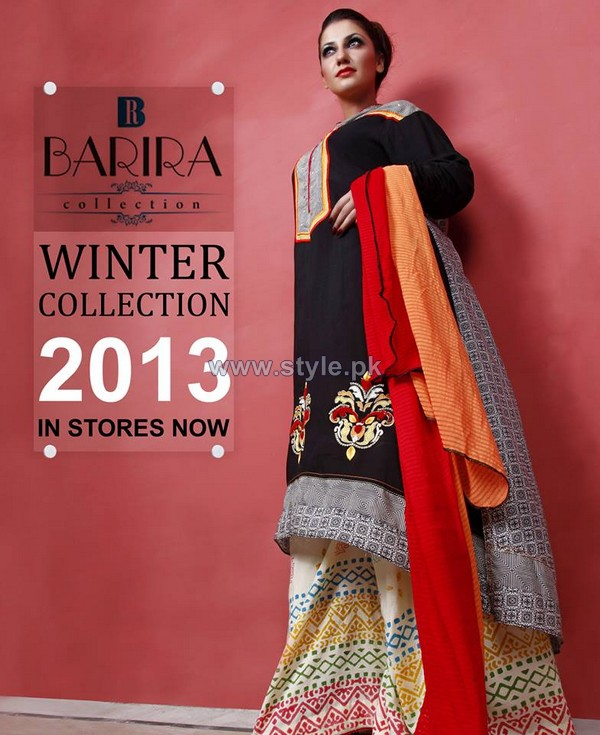 Barira Winter Collection 2013 For Women7