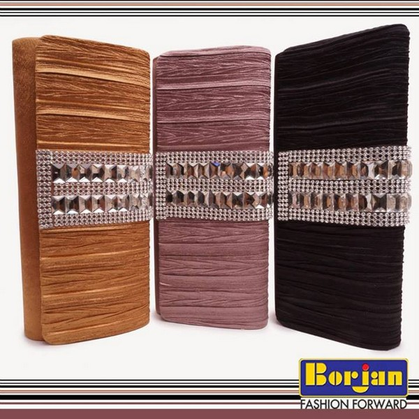 Borjan Clutches Collection 2013 for Women
