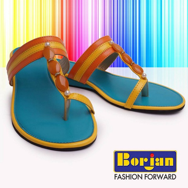 Borjan Shoes Slipper Collection 2013 For Women 003