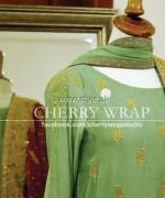 Cherry Wrap Eid ul Azha Dresses 2013 for Women 004
