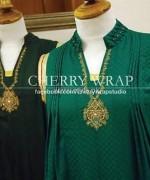 Cherry Wrap Eid ul Azha Dresses 2013 for Women 006