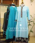 Cherry Wrap Eid ul Azha Dresses 2013 for Women 010