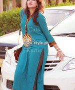 Cut and Kurtis Eid-Ul-Adha Collection 2013 For Girls 005
