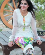 Cut and Kurtis Eid-Ul-Adha Collection 2013 For Girls 006