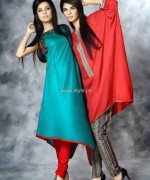 Cynosure Fall Eid Collection 2013 for Women 005