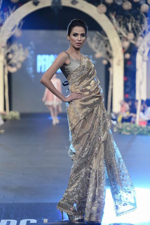 Deena Rahman Bridal Collection At PFDC Loreal Paris Bridal Week 2013 003