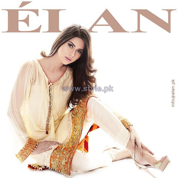 Elan Designer Dresses 2013 For Women5
