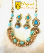 Elegant Artificial Jewellery Collection 2013 For Women 008