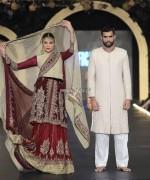 Fahad Hussayn Dresses at PFDC L'Oreal Paris Bridal Week 2013 009