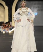 Fahad Hussayn Dresses at PFDC L'Oreal Paris Bridal Week 2013 011