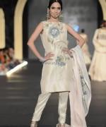 Fahad Hussayn Dresses at PFDC L'Oreal Paris Bridal Week 2013 012