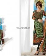 Firdous Cloth Mills Paris Linen for Winter 2013 005
