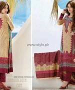 Firdous Cloth Mills Paris Linen for Winter 2013 006