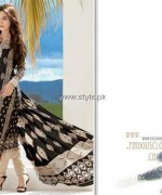 Firdous Cloth Mills Paris Linen for Winter 2013 007