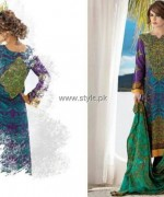 Firdous Cloth Mills Paris Linen for Winter 2013 008