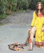 Firdous Fashion Fall Winter Dresses 2013 For Girls3
