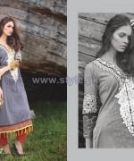 Firdous Fashion Fall Winter Dresses 2013 For Women8