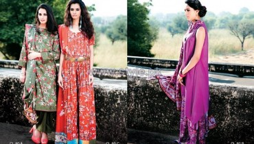 Five Star Textile Fall Winter Collection 2013 For Girls4